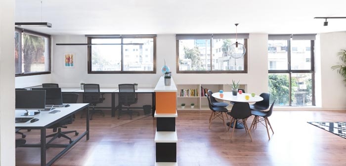 初創公司辦公室裝修設計案例