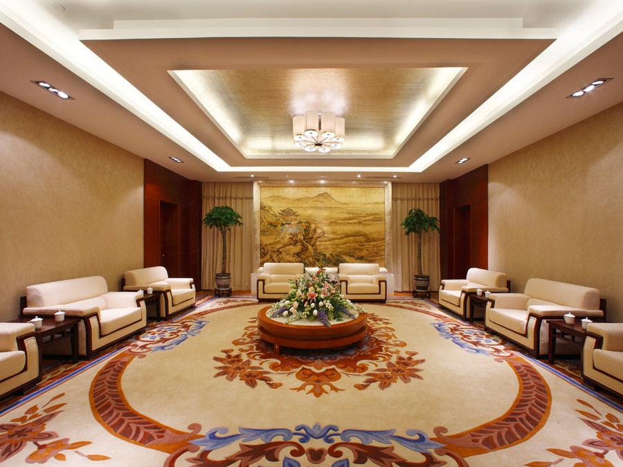 企業貴賓室室內設計案例